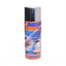 Краска спрей ABRO-RUS № 004 Черная матовая