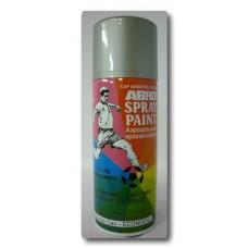 Краска спрей ABRO-RUS № 040 Белый глянцевая