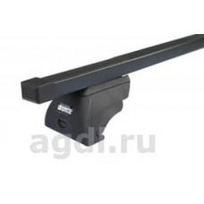 Багажник на рейлинги (сталь) 135 см