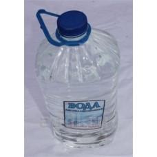 Вода дистиллированная 5 л.