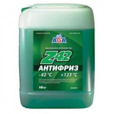 АНТИФРИЗ ЗЕЛЕНЫЙ Z-42   10 кг
