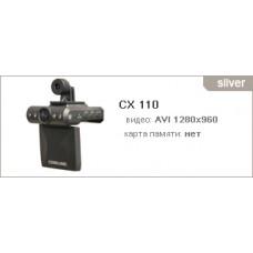 Видеорегистратор SILVER CX 110 /AVI, 5Mp/